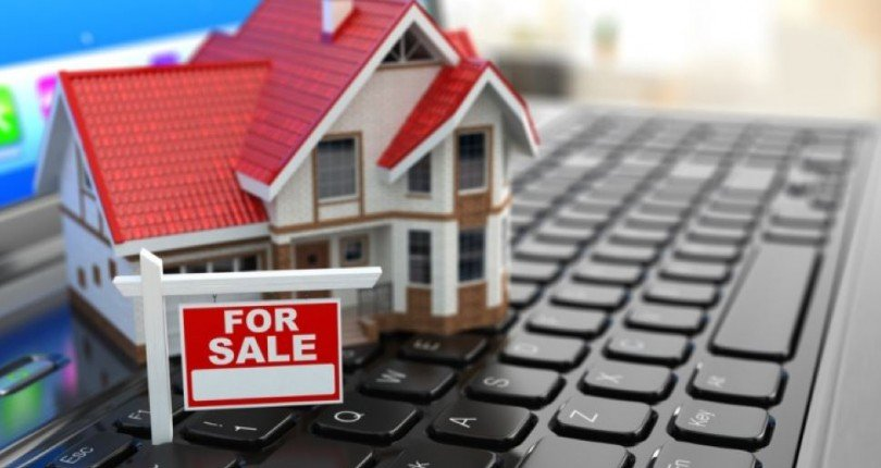 Searching for homes online